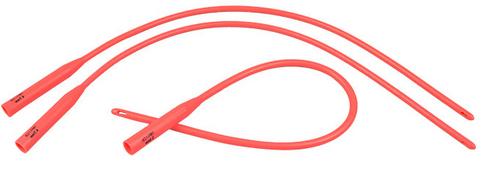 Ống thông niệu đạo YM-C009 (cao su đỏ)