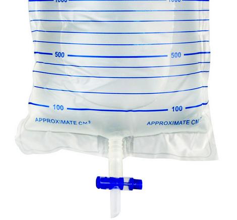 Túi thoát nước tiểu có van chữ T YM-C013
