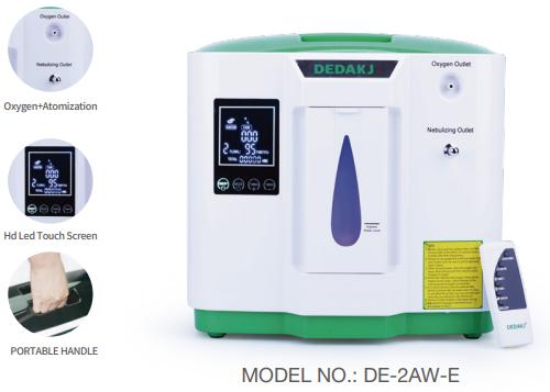 Máy tạo oxy hỗ trợ bênh nhân Dedakj DE-2AW-E